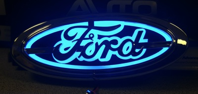 8620958 ghost lights and led badges barry electronics since 1979! Lighted Ford Logo at readyjetset.co